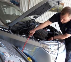Klímaellenőrzés, karbantartás